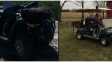 Golf Cart, Kayak, Lawnmower And More All Stolen In Essex