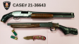 Sawed Off Shotguns Seized By Windsor Police